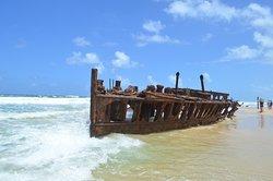 玛希诺的沉船