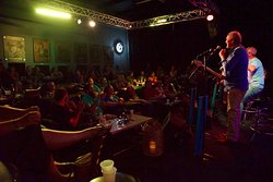 Backstage Nashville