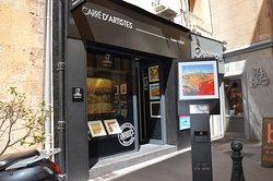 Carré d'Artistes Aix-en-Provence