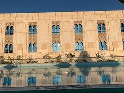 End of year at Salalah gardens hotel