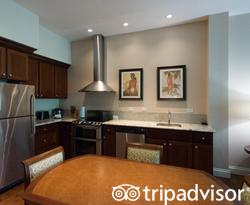 The One Bedroom Suite at the Kings' Land by Hilton Grand Vacations