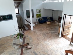 Lounge da Pouso Alforria