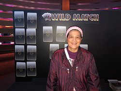 While this Club Serrano member did not match in our Wild Match Wednesdays promotion, she still earned $100XC on 1/2/19!