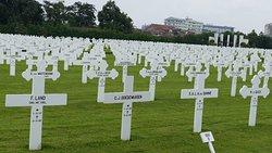 Ereveld Pandu Dutch Cemetery