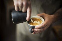 Yes, we do good coffee