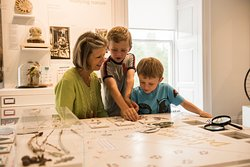 Hawick Museum makes for a great day out for the whole family! There's plenty for everyone to see and there's no charge.
