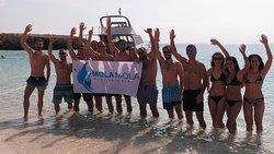 Molamola Diving Center