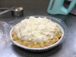 Coconut Cream!