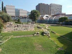 Jardin des Vestiges