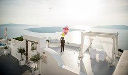 Wedding Venue of Dana Villas & Infinity Suites