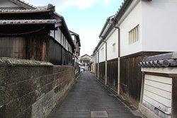 Usuki Town Streets