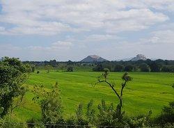 Prachtige locatie met uitzicht op Sigiriya.