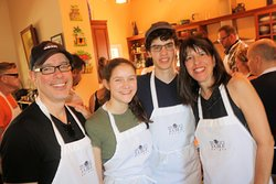Family fun from the Celebuski's....  Thank you for stopping by and we hope to see you again.  #CookingClassesAntigua