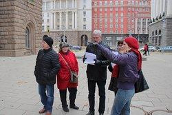 Smart Sofia Tour - at Square of Tolerance