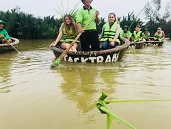 Study Abroad in Vietnam Eco Tour Fun