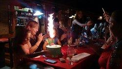 Las noches mágicas en #jasyrestaurant