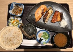 Charchol fire grilled seafood Genya