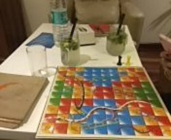 Games & books with food