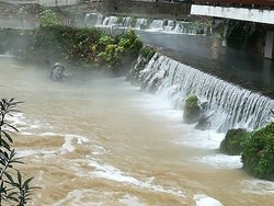 A raining magic day in Livadia