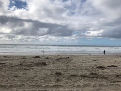 Pretty beach