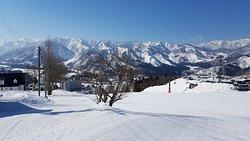 Winter wonderland, a slice of heaven!