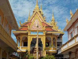 Munirangsyaram Pagoda