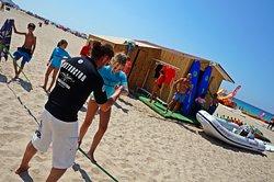 El Surf más innovador en tu escuela de siempre, contigo en la playa desde el 2012.