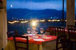 Cascina Le Noci e il suo terrazzo panoramico ❤