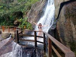 Uma cachoeira gostosa