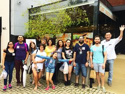 Tour CuritiDoce