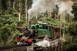 Ferrovia Puffing Billy