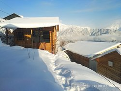 Best place to stay in Auli.