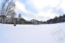 Измайловский парк со стороны м. Измайловская