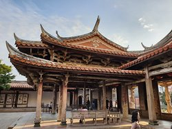 Lugang Longshan Temple