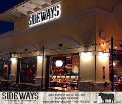 Sideways BBQ Best BBQ In Texas