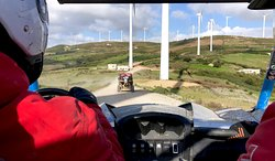 Park des éoliennes