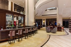 Cowne Plaza Nanchang Riverside Lobby Lounge