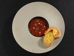 香草牛肉番茄汤