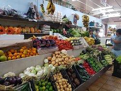 Besuch am Markt
