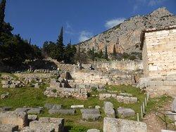 デルフィの考古遺跡 10