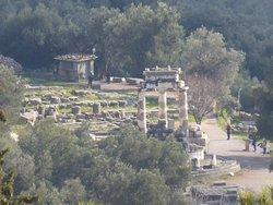 デルフィの考古遺跡 13