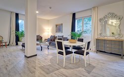 Suite Dhammazedi du Grand Hotel Belfry de Lourdes