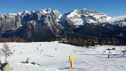 Skiarea Campiglio - Pinzolo