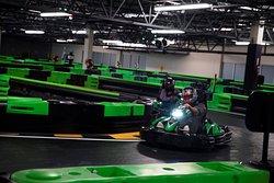 Andretti Indoor Karting & Games - San Antonio