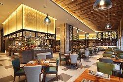 吉咖啡厅(西双版纳万达皇冠假日度假酒店)