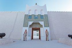 Qasr Al Hosn Gatehouse