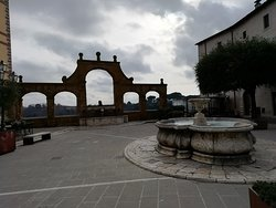Fontana delle Sette Cannelle