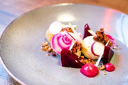 Goats Cheese and Beetroot - Starter/ Small Plate Menu