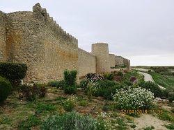 Уруэнья, городские стены