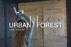 Urban Forest Axe House